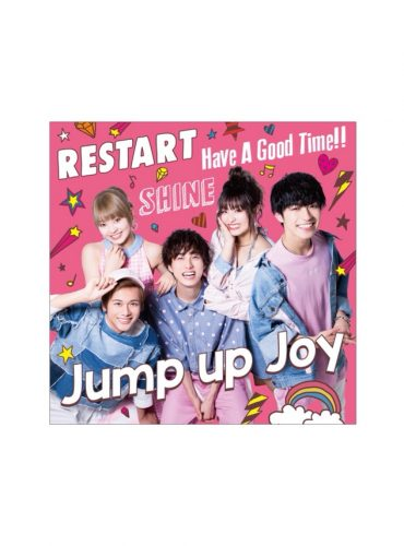 Jump up Joy CD「RESTART」(通常版)